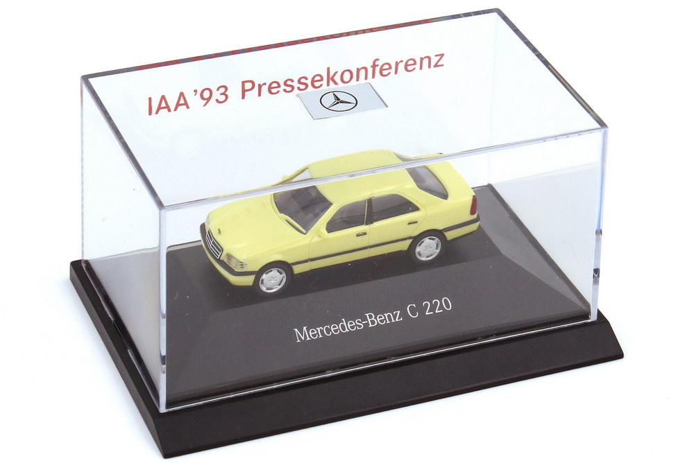 1:87 Mercedes-Benz C-Klasse C 220 (W202) lichtgelb