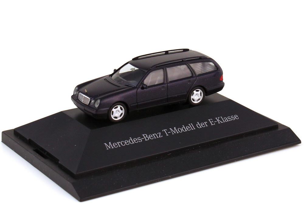 1:87 Mercedes-Benz E-Klasse T-Modell E 320 (S210) violan-met. (MB)
