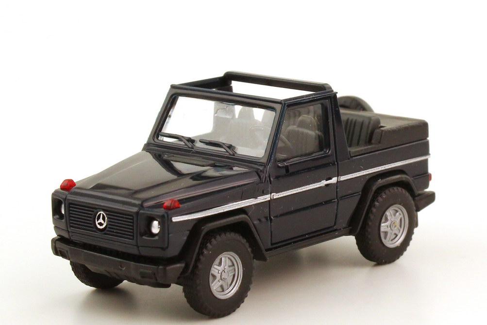 mercedes benz g modell cabrio 230ge w460 schwarzblau. Black Bedroom Furniture Sets. Home Design Ideas
