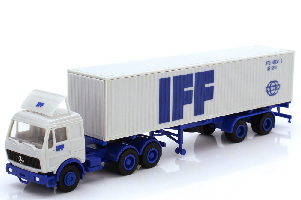 1:87 Mercedes-Benz NG 40ft.-Container-Szg 3/2