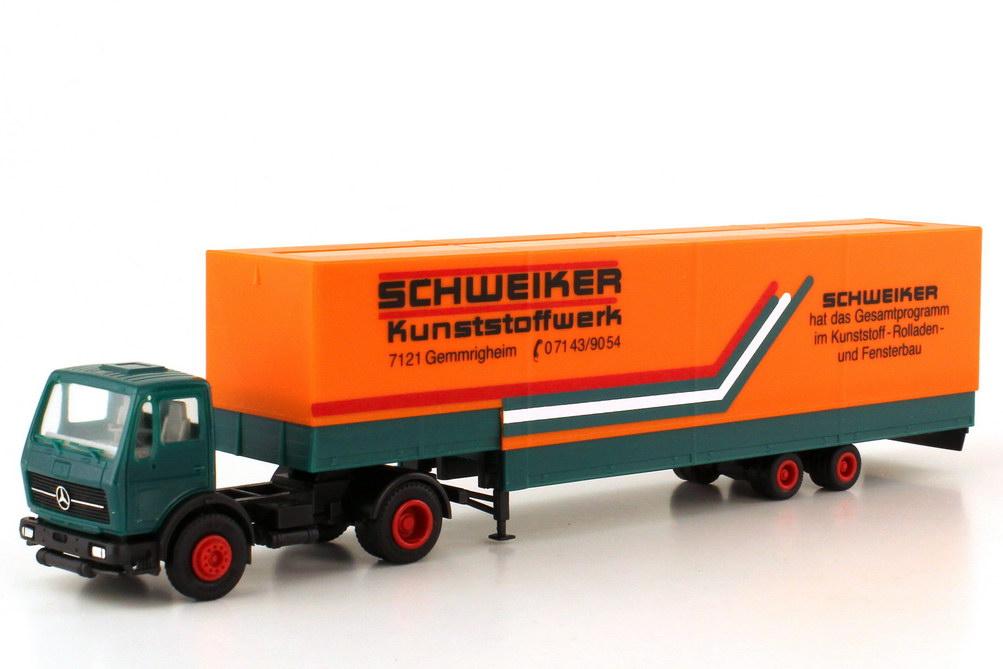 1:87 Mercedes-Benz NG (K) Jumbo-PP-Szg 2/2