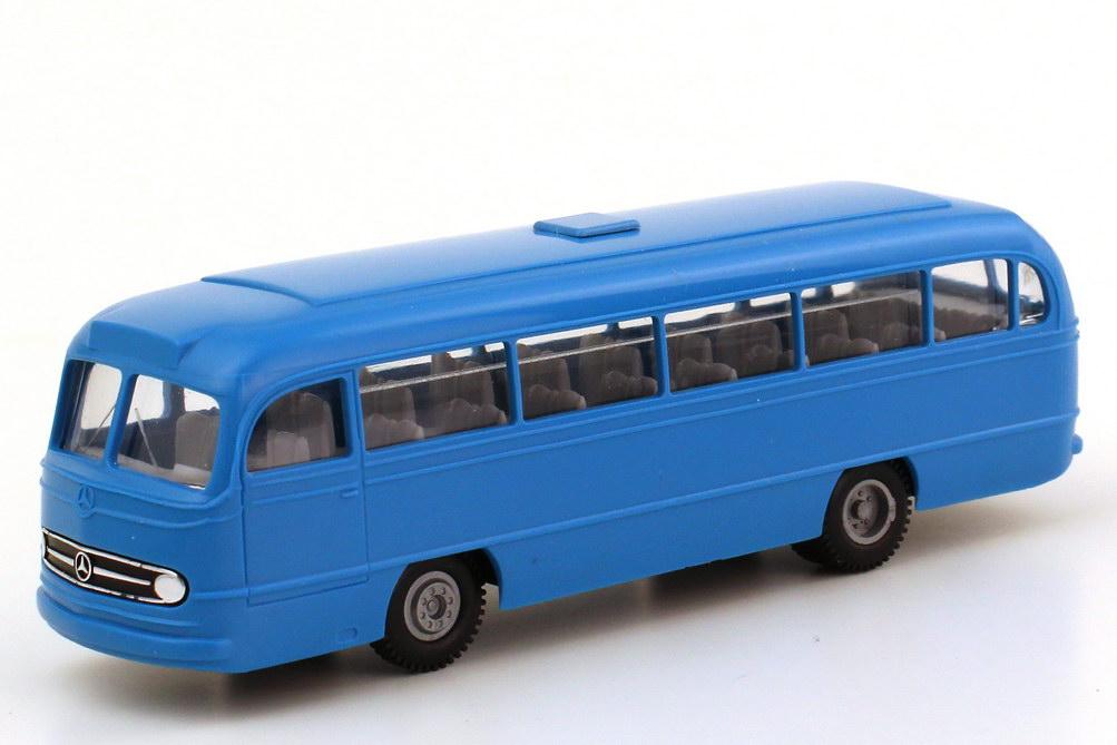 1:87 Mercedes-Benz O 321 H Reisebus blau