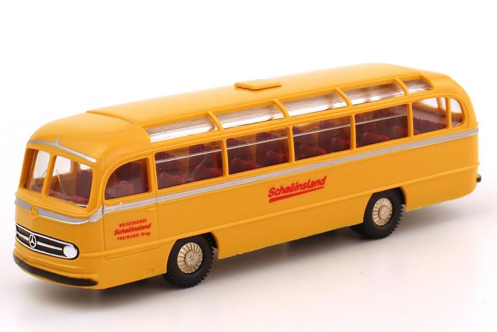 1:87 Mercedes-Benz O 321 H Reisebus mit Dachrandverglasung