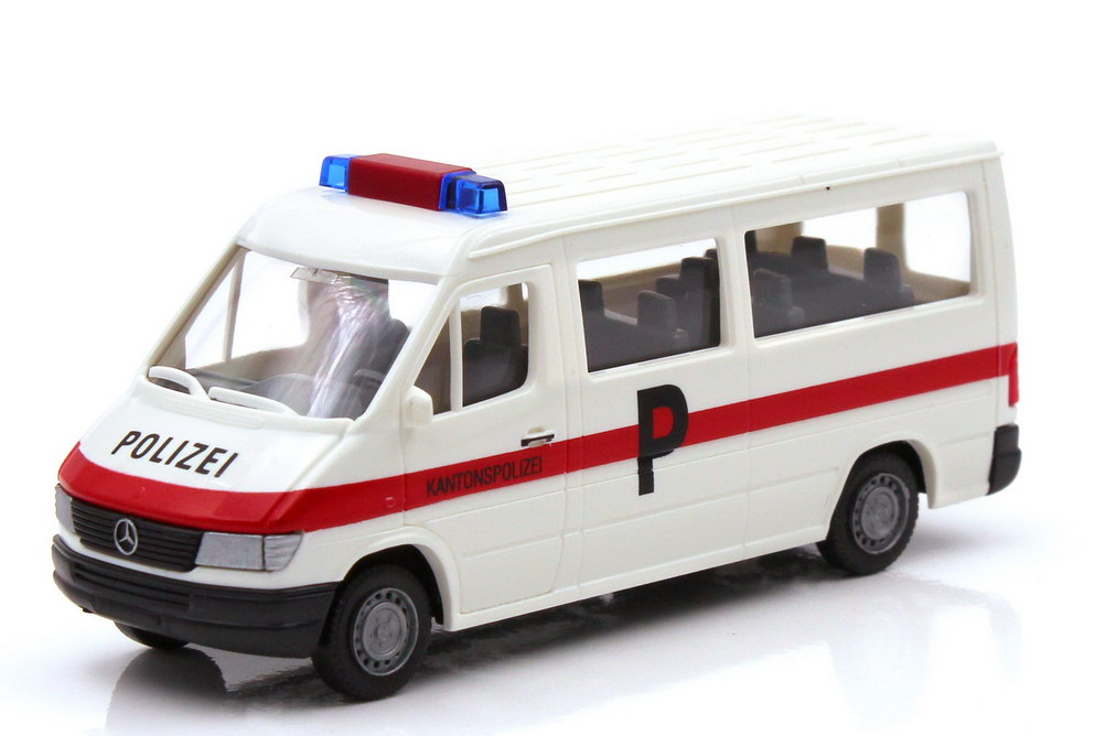 1:87 Mercedes-Benz Sprinter Bus (T1N) Kantonspolizei Schweiz