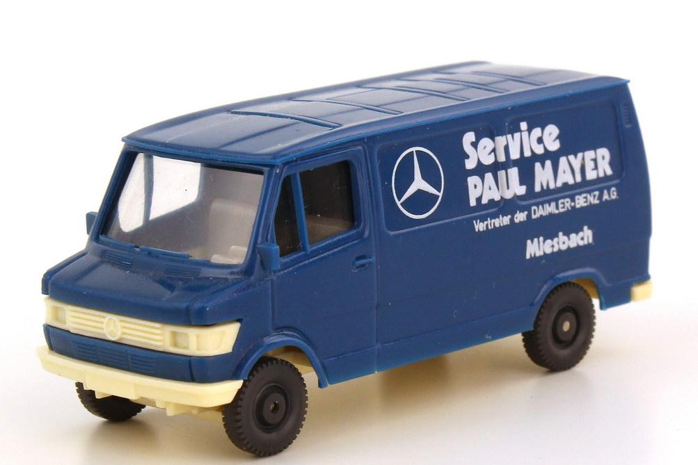 1:87 Mercedes-Benz 207D Kasten