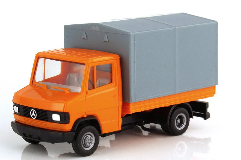 1:87 Mercedes-Benz T2 Pritsche/Plane orange
