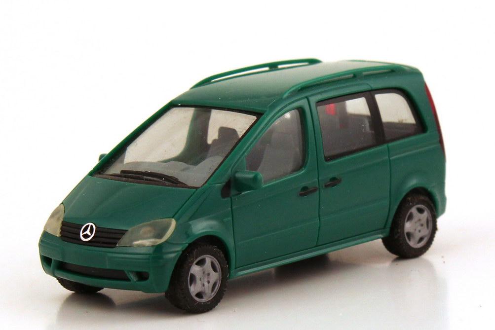 1:87 Mercedes-Benz Vaneo (W414) aquagrün (oV)