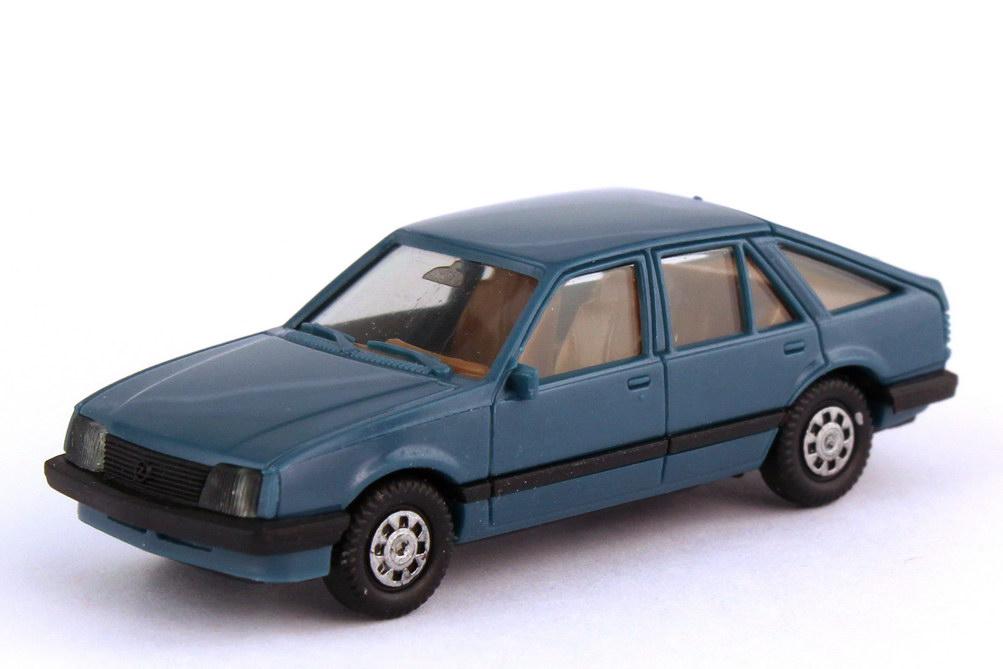 1:87 Opel Ascona C Fließheck petrolblaugrau (oV)