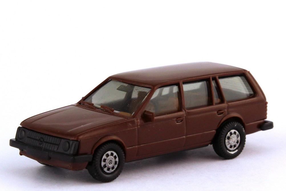 1:87 Opel Kadett D Caravan braun (oV)