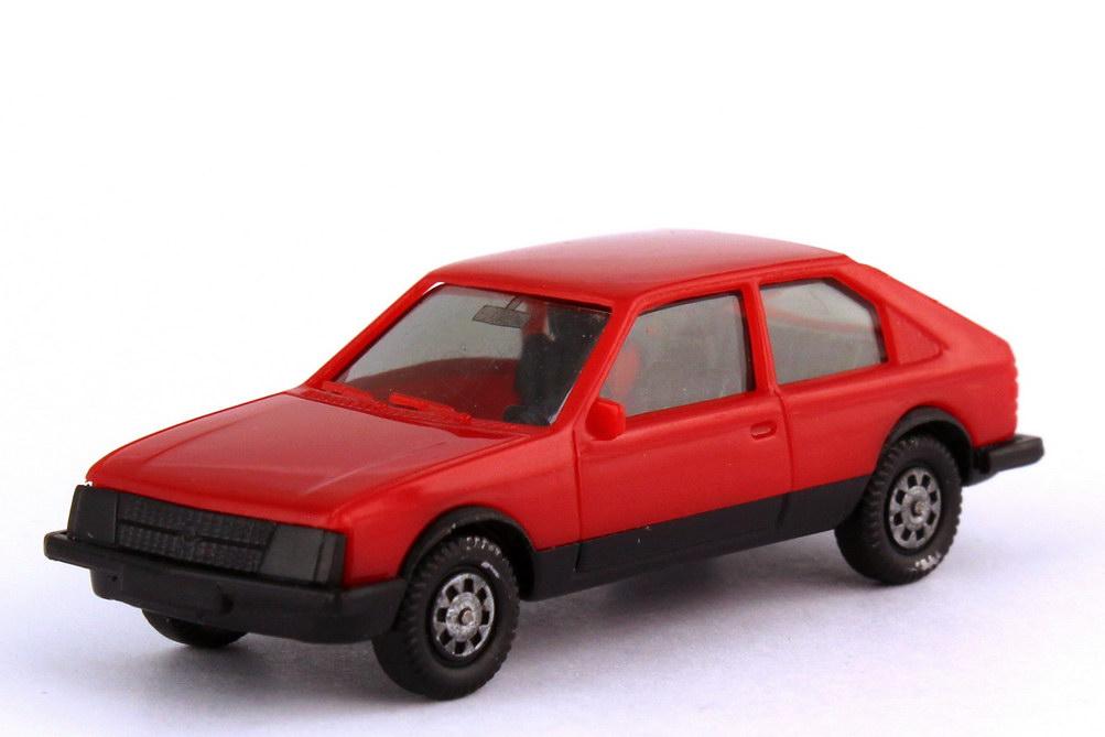 1:87 Opel Kadett D SR 2türig tomatenrot (oV)