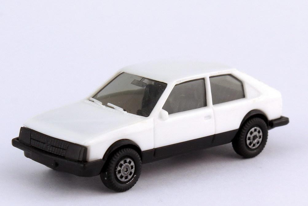 1:87 Opel Kadett D SR 2türig weiß (oV)