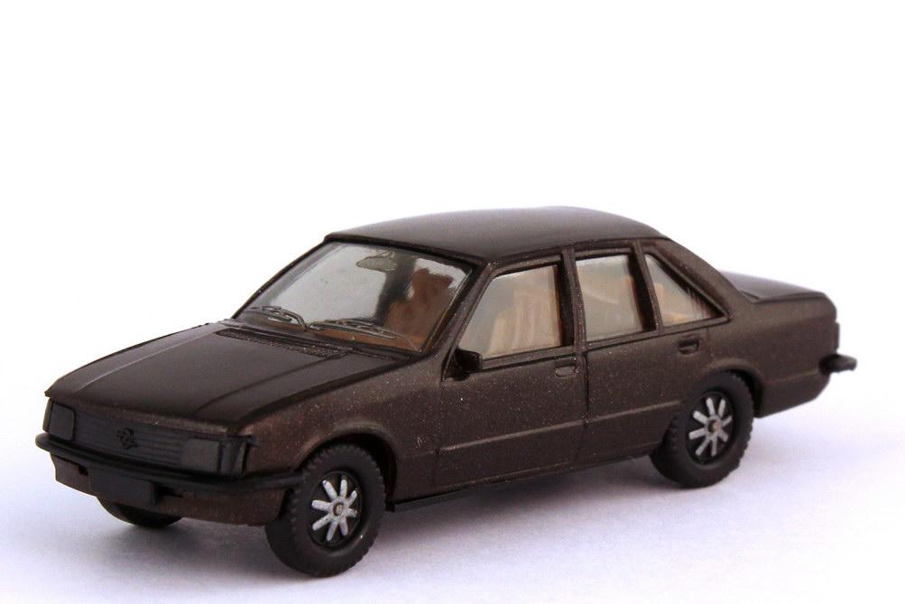 1:87 Opel Rekord E dunkelbraun-met. (oV)