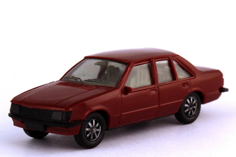 1:87 Opel Rekord E dunkelweinrot (oV)