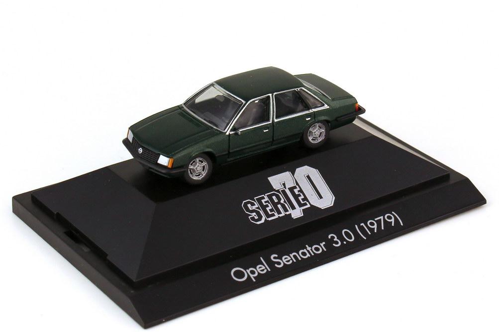 1:87 Opel Senator A 3.0 dunkelgrün-met. (Serie 70)