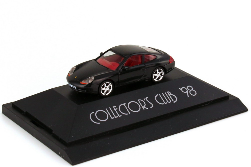 1:87 Porsche 911 Carrera (996) schwarz