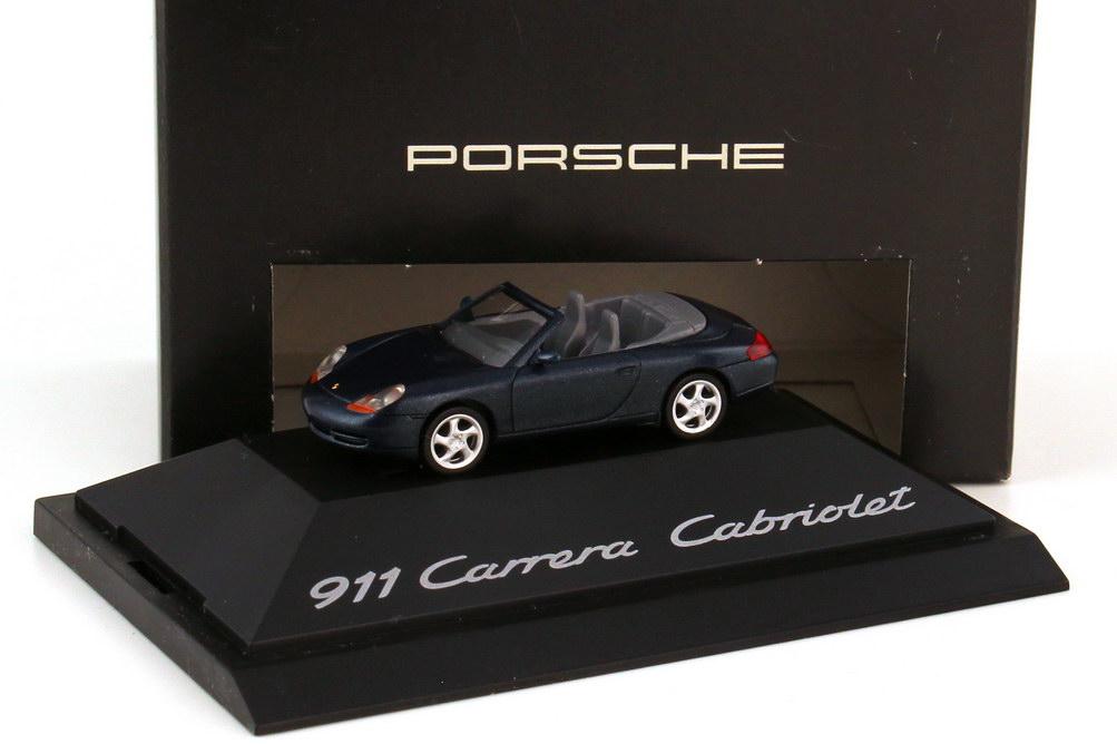 1:87 Porsche 911 Carrera Cabriolet (996) vesuvio-met. (Porsche)