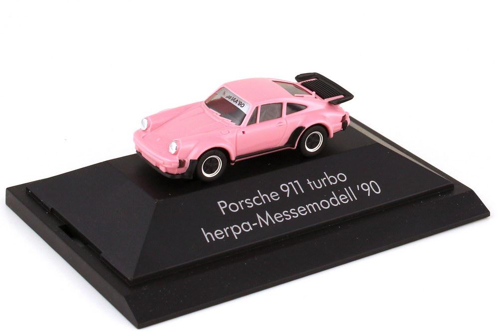 1:87 Porsche 911 turbo (Typ 930) rosa