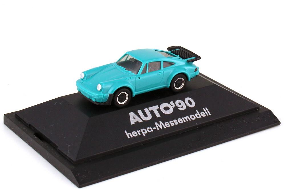 1:87 Porsche 911 turbo (Typ 930) türkis