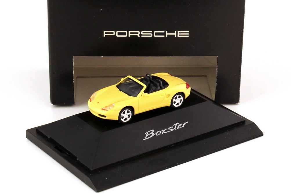 1:87 Porsche Boxster (986) pastellgelb (Porsche)