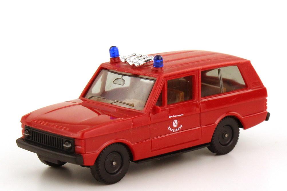 1:87 Range Rover Feuerwehr Karlsruhe (oV)