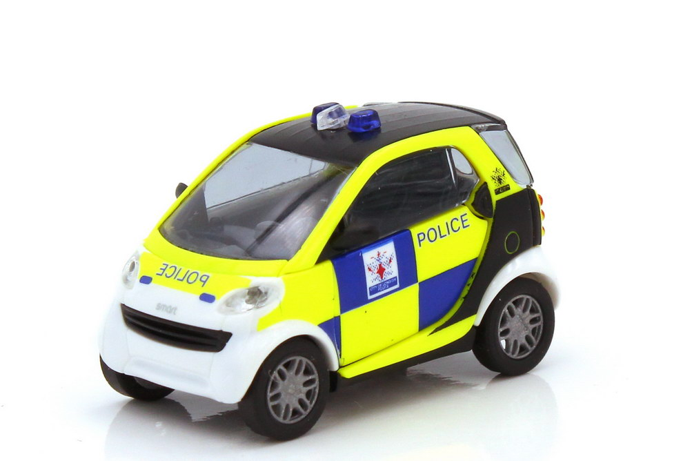 1:87 Smart City-Coupé (C450) Police UK, Polizei Großbritannien