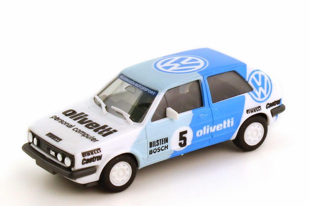 1:87 VW Golf II GTI 2türig Rallye 1987