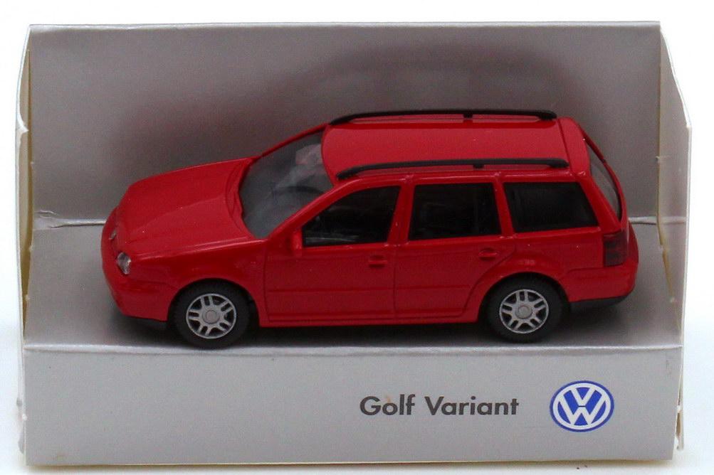 1:87 VW Golf IV Variant flashrot (VW)