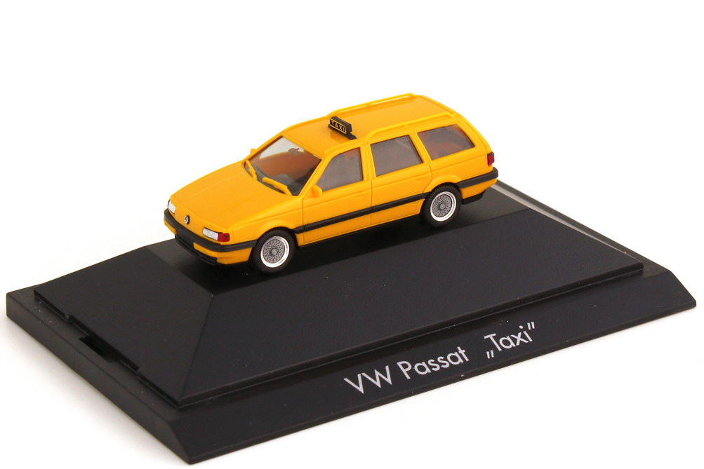 1:87 VW Passat Variant GL (Typ B3) Taxi gelb