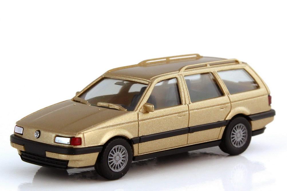 1:87 VW Passat Variant GL (Typ B3) gold-met.
