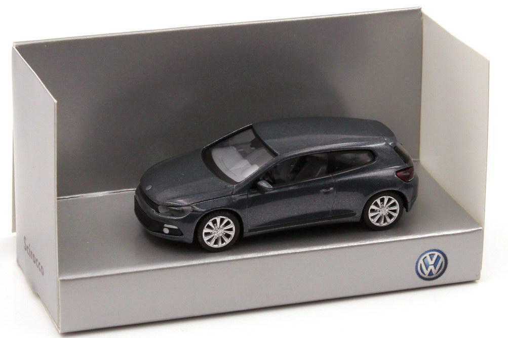 1:87 VW Scirocco III beryliumgrey-met. (VW)
