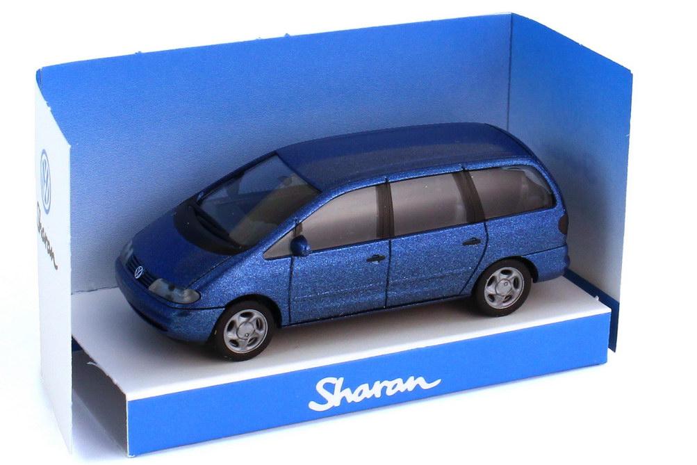 1:87 VW Sharan I (Typ 7M) mercatoblau-met. (VW)