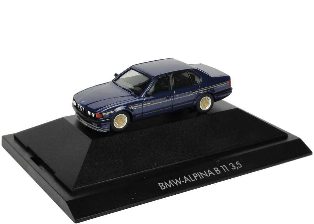 1:87 Alpina B11 3,5 (Basis BMW 7er E32) blau