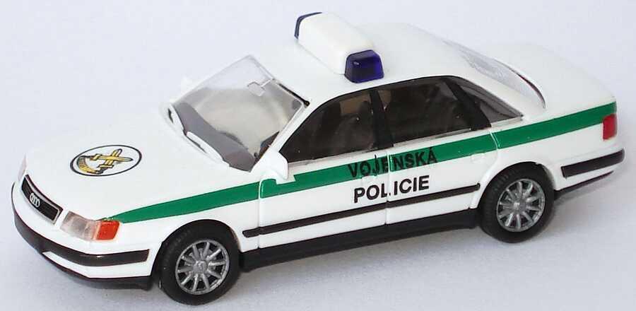 Foto 1:87 Audi 100 (C4) Vojenska Police (Tschechien) Rietze 50426