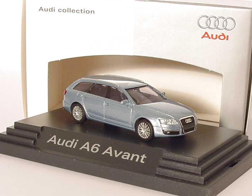 1:87 Audi A6 Avant (C6) aeroblaumet. (Audi)