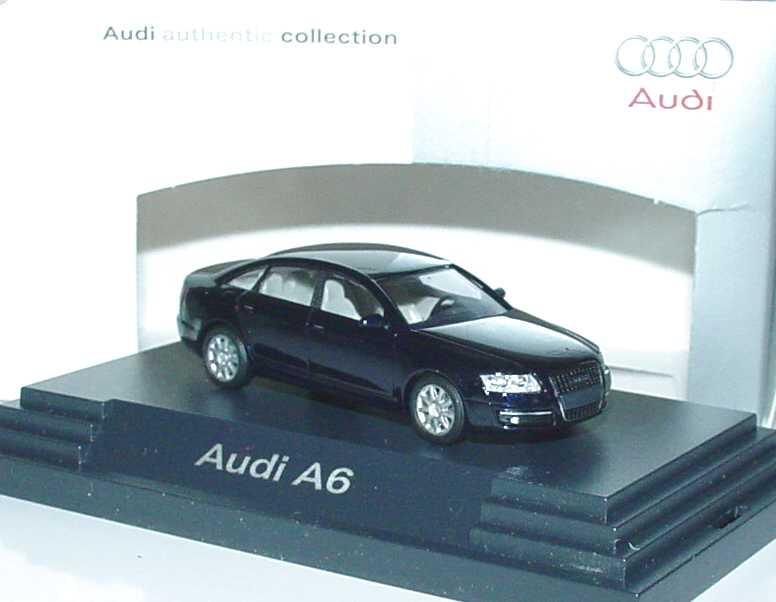 1:87 Audi A6 (C6) nachtblaumet. (Audi)