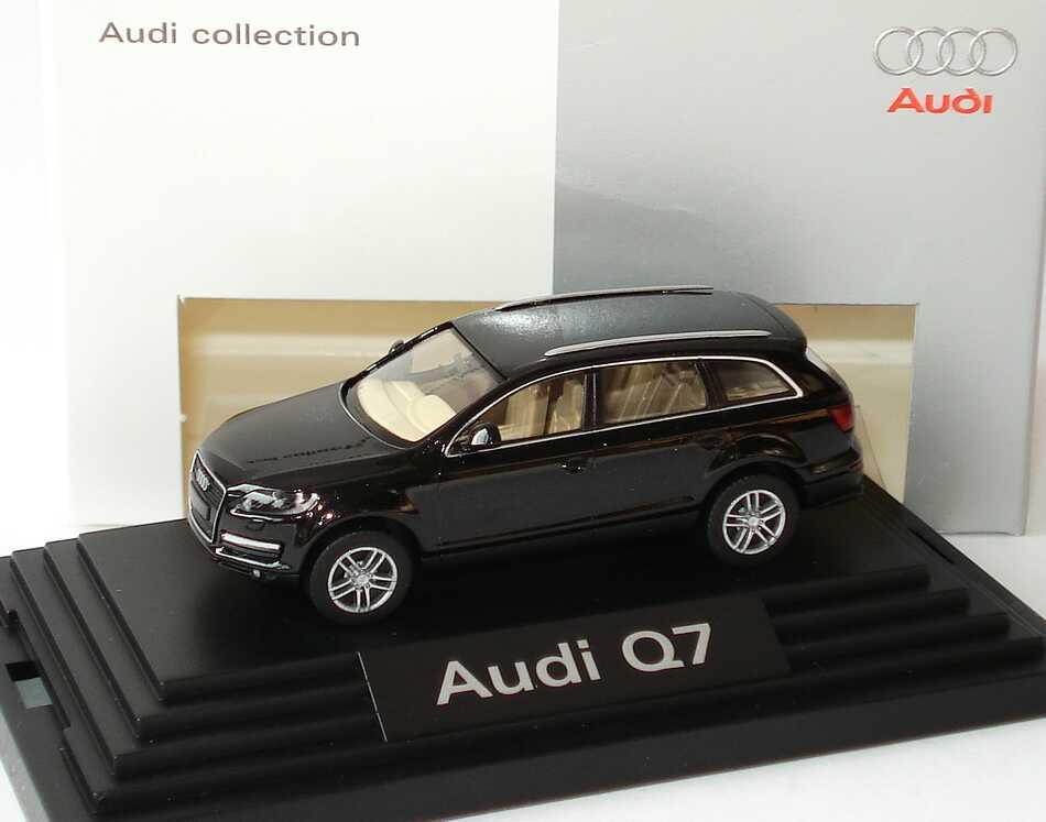 1:87 Audi Q7 4.7 FSI quattro phantomschwarz-met. (Audi)