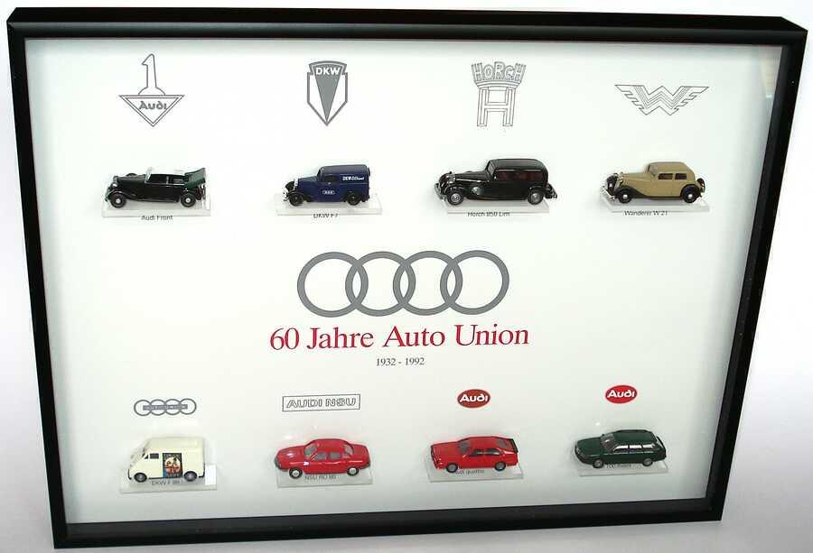 1 87 Audi Set Packung 60 Jahre Auto Union 1932 1992