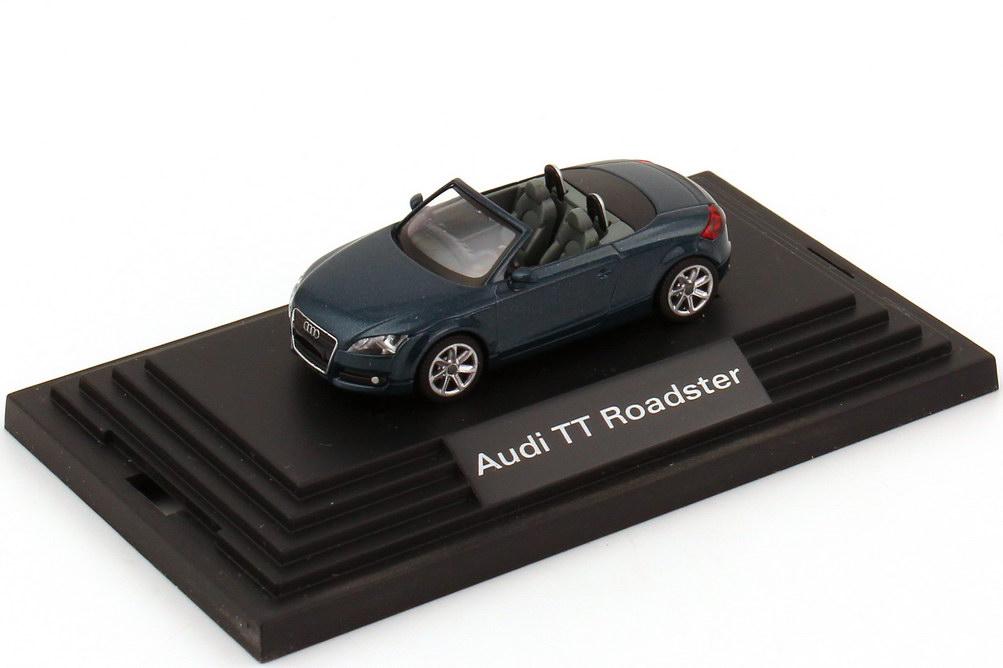 1:87 Audi TT Roadster 2006 petrolblau-met. (Audi)