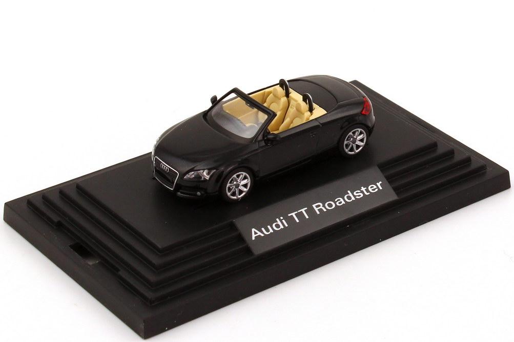 1:87 Audi TT Roadster 2006 phantomschwarz-met. (Audi)
