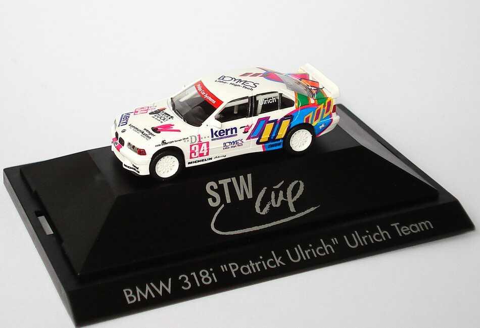 """1:87 BMW 320i (E36) STW 1997 """"Ulrich Team"""" Nr.34, Ullrich"""