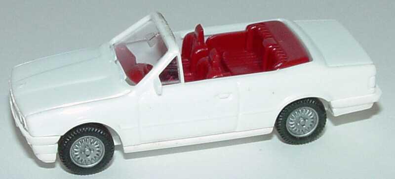1:87 BMW 325i Cabrio (E30) weiß (oV)