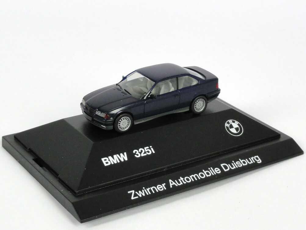 1:87 BMW 325i Coupé (E36) blau-met.