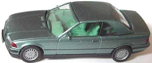 1 87 bmw 325i e36 cabrio mit hardtop berylblau met. Black Bedroom Furniture Sets. Home Design Ideas