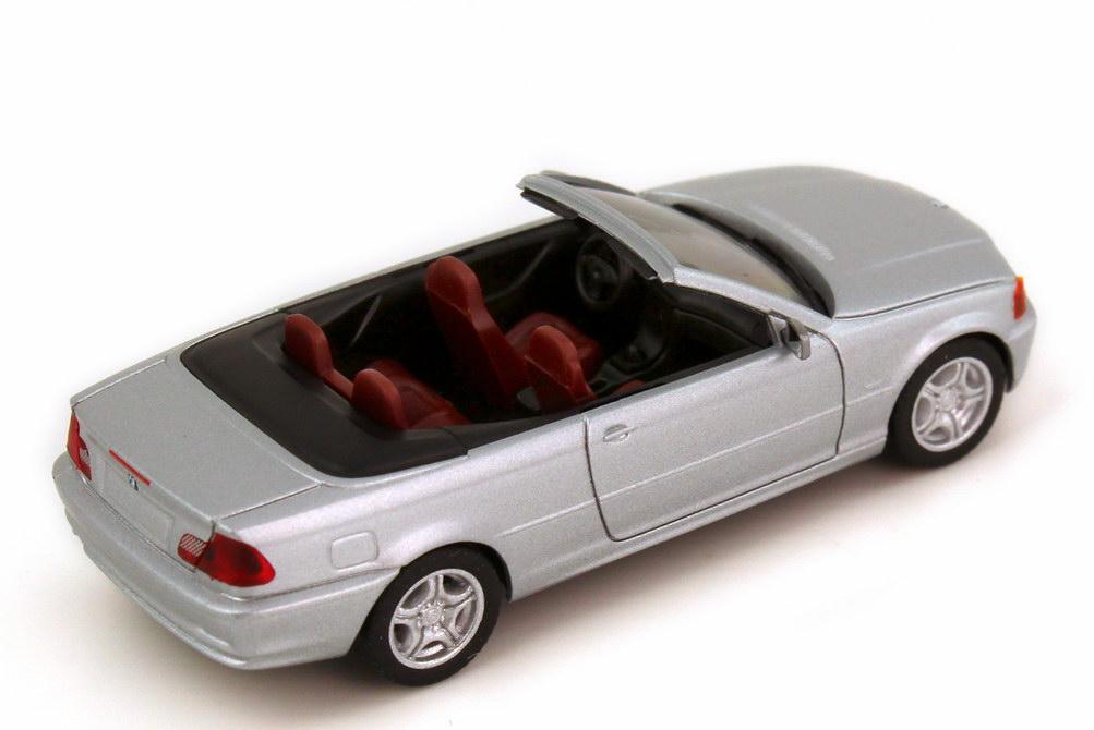 bmw 3er cabrio 328i e46 titansilber met werbemodell. Black Bedroom Furniture Sets. Home Design Ideas