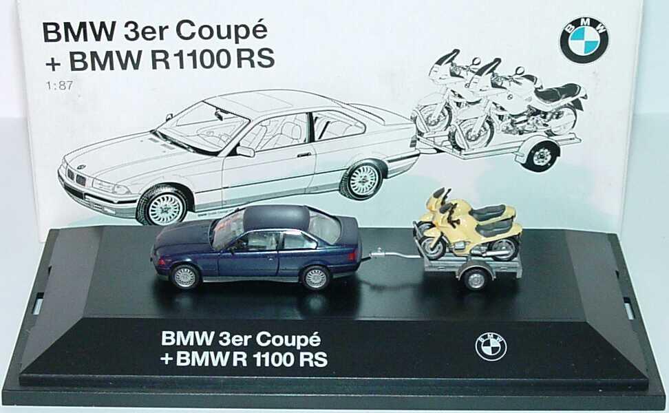 1 87 bmw 3er coup bmw r 1100 rs 325i blaumet 2x r. Black Bedroom Furniture Sets. Home Design Ideas