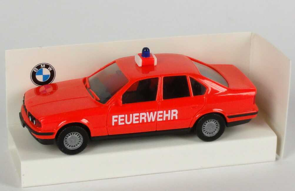 1:87 BMW 525i (E34) Feuerwehr tagesleuchtrot (BMW)