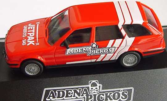 Foto 1:87 BMW 5er 525i touring E34 Adena Pikos Schweden - herpa