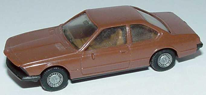 1:87 BMW 6er 633 CSi (E24) blaßbraun (oV)