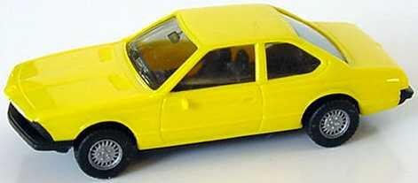 1:87 BMW 633 CSi (E24) zinkgelb (oV)