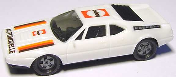 "1:87 BMW M1 ""herpa Automodelle"" (oV, oZ)"